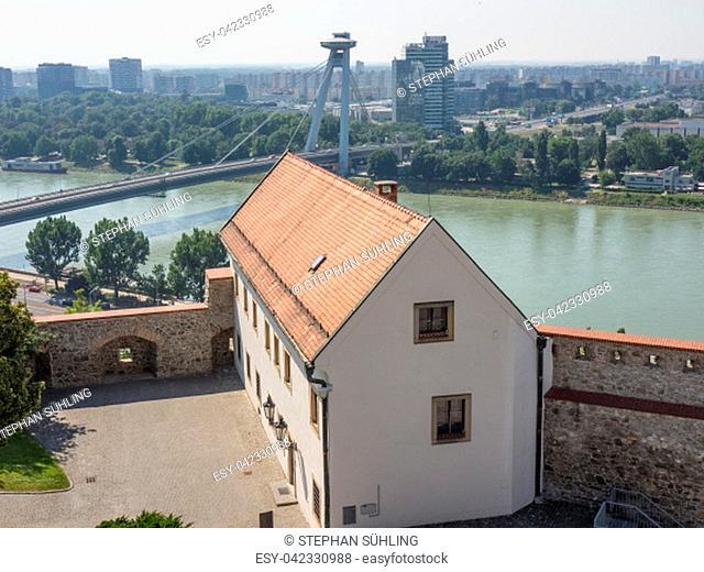 bratislave the capital city of slovakia