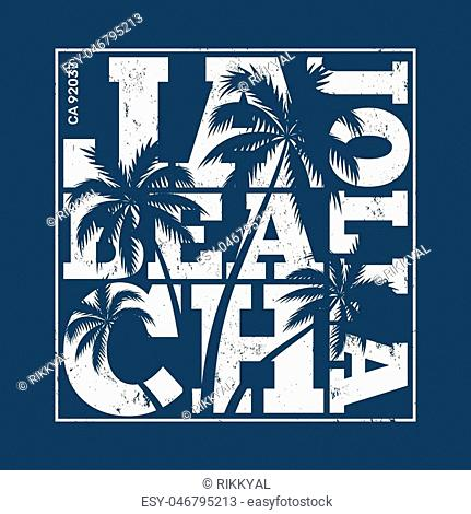 8810840a California surfing typography Stock Photos and Images   age fotostock