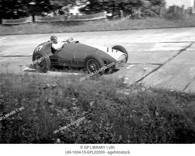 German GP at Nurburgring, 1952
