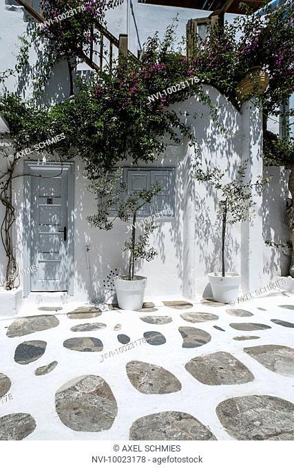 Mykonos Island, Cyclades, Aegean Sea, Greece