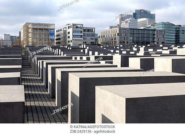 Memorial to the Murdered Jews of Europe, also known as the Holocaust Memorial, is a memorial in Berlin to the Jewish victims of the Holocaust