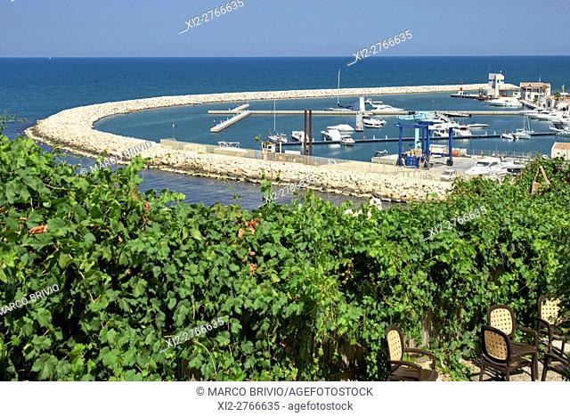 Rodi Garganico is a town and commune in the province of Foggia, Apulia, south-eastern Italy. Located on a promontory east of the Lago di Varano