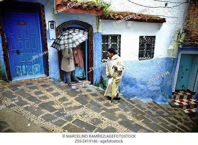 Chefchaouen, Morocco village in northern