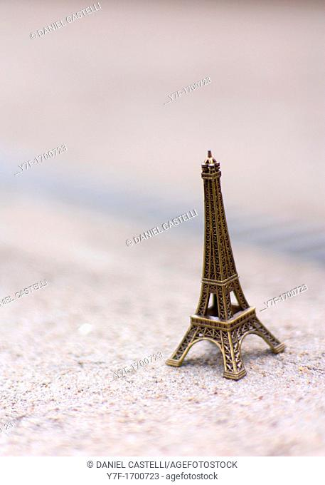 Miniature of the Eiffel Tower