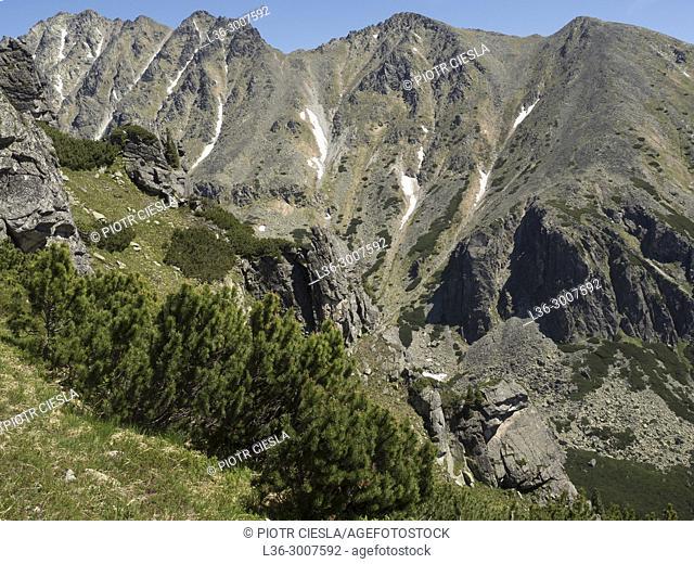 Slovakia. Tatra mountains