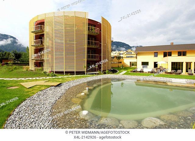 Wellness Hotel Blütenschloss in Bezau, Austria, Vorarlberg, Bezau
