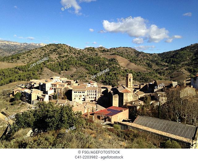 Torroja. El Priorat. Spain