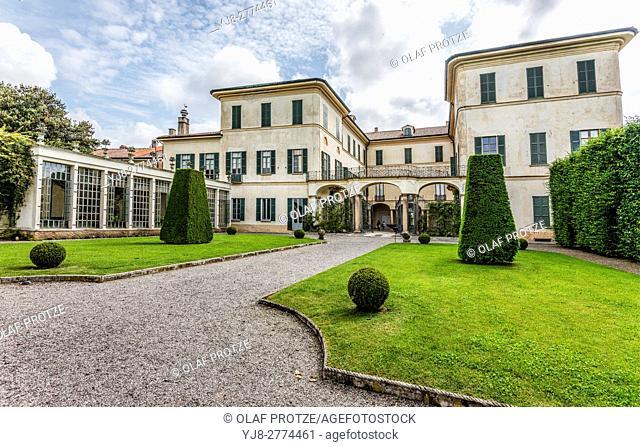 Villa Menafoglio Litta Panza, Varese, Italy