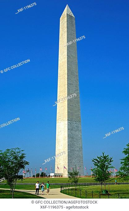 Washington Monument, Washington D C , USA