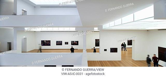 Ibere Camargo Foundation, Av. Padre Cacique 2000 Cep 90810-240 - Porto Alegre, Porto Alegre, Brazil, Alvaro Siza