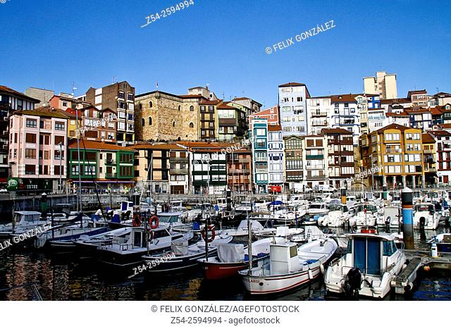Bermeo, Biscay, Basque Country Spain