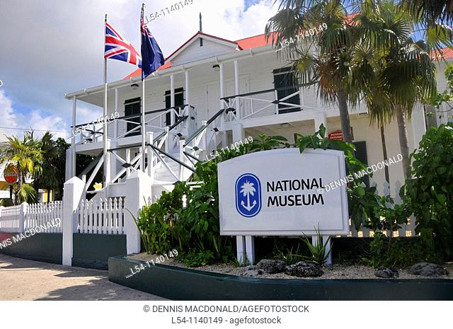 National Museum Grand Cayman Islands Caribbean Georgetown