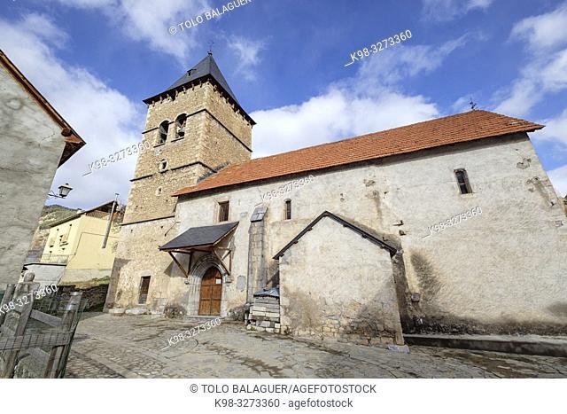 Serveto, Huesca, Aragón, cordillera de los Pirineos, Spain