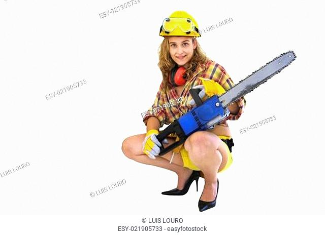Sexy worker
