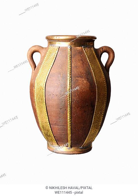 Moroccan decorative Clay pot