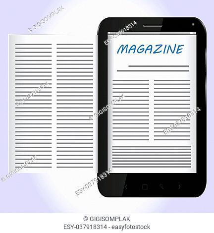majalah stock photos and images age fotostock