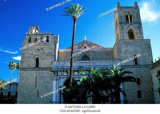 Duomo, Monreale, Sicilia, Sicily, Italy