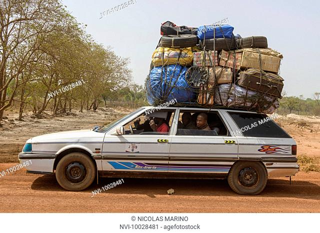 Taxis, Guinea