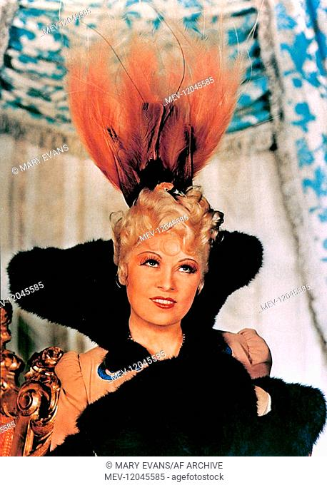 Mae West Actress 01 May 1940