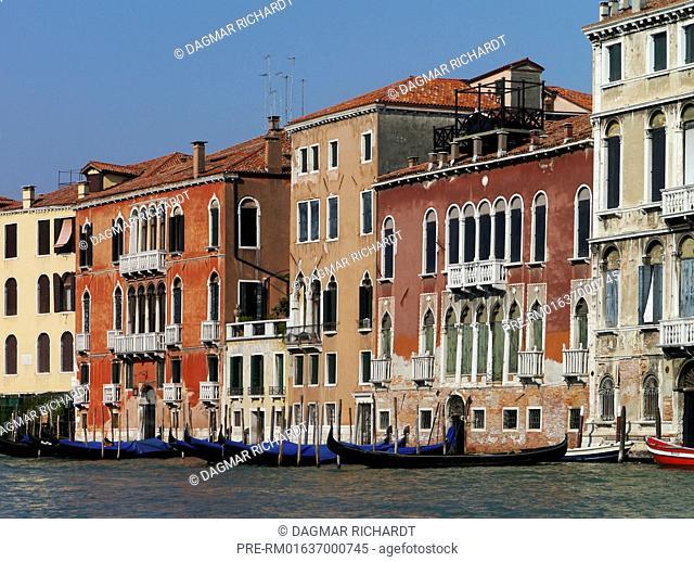 Canale Grande, Venice, Italy / Canale Grande, Venedig, Italien