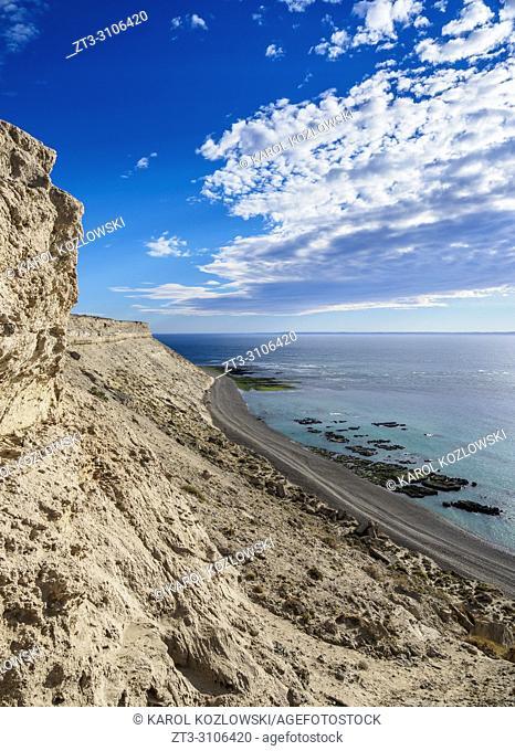 Punta Ninfas, Atlantic Coast, Chubut Province, Patagonia, Argentina