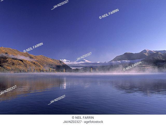 Dublin Bay, Lake Wanaka, South Island, New Zealand