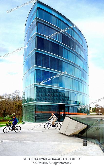 Maison de la paix, Graduate Institute of International and Development Studies, Institut de hautes études internationales et du développement, IHEID, Geneva