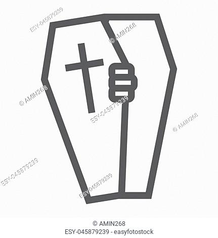 Drawing death bed Stock Photos and Images | age fotostock