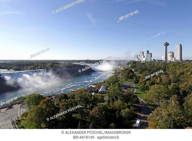 Niagara Falls, Niagara Falls Centre, Niagara Falls, Ontario Province, Canada