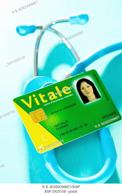 NAT'L HEALTH SERVICE CARD