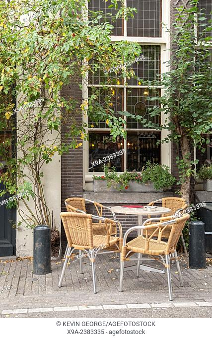 Cafe Smalle, Amsterdam; Holland