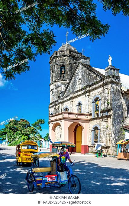 Philippines. Leyte. Baybay. Immaculate Conception Church