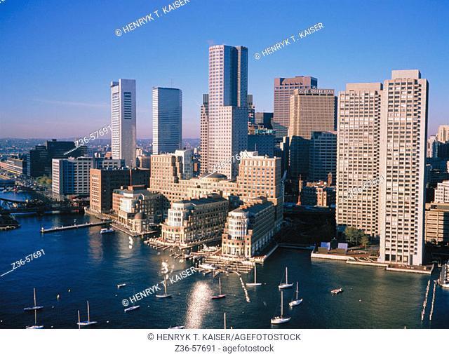 Boston . Massachusetts. USA