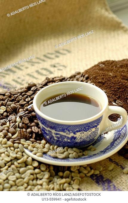 Coffee, Mexico