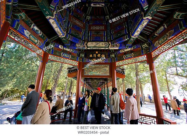 The Summer Palace,Beijing