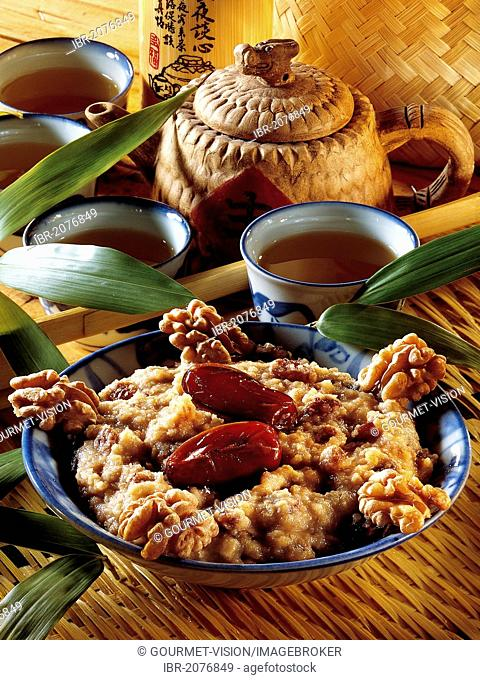 Cantonese walnut cream, China
