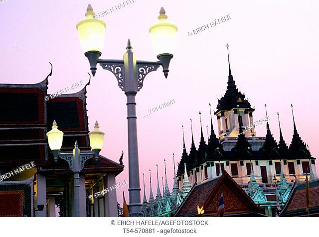 Wat Ratchathiwat Bangkok