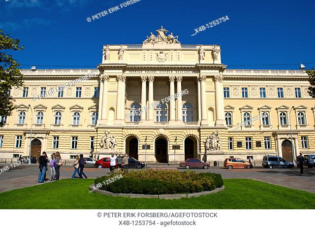 Universitas Leopoliensis university central Lviv western Ukraine Europe