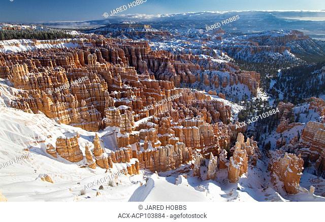 Bryce Canyon NP, USA, Utah