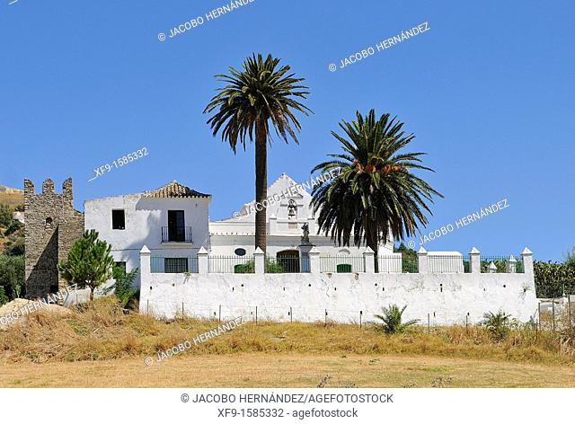Traditional house, Medina Sidonia, Cádiz province, Andalusia, Spain