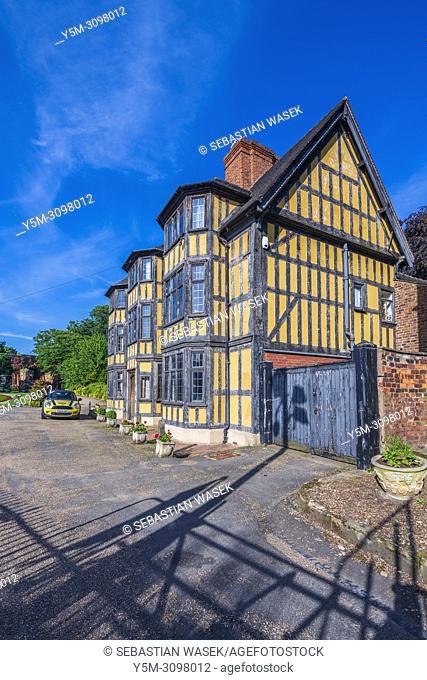 Shrewsbury Castle, Shropshire, England, United Kingdom, Europe