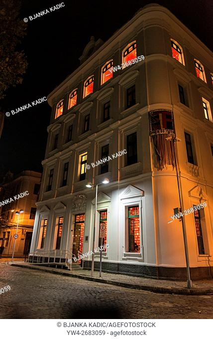 Paco do Frevo, Cultural centre dedicated to the promotion of frevo music and dance, Recife, Pernambuco, Brazil