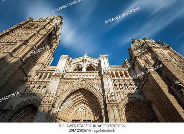 Toledo Cathedral, Castilla-La Mancha, Spain
