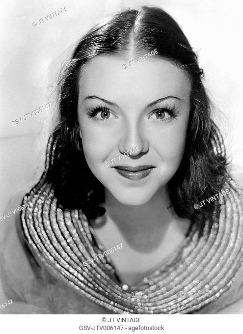Margo, Portrait, 1936