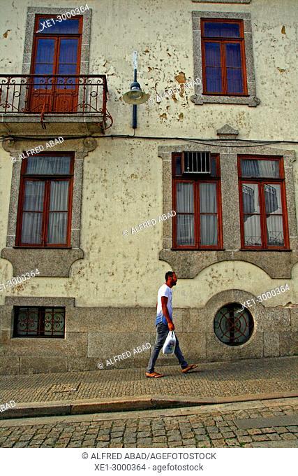 street, Amarante, Portugal