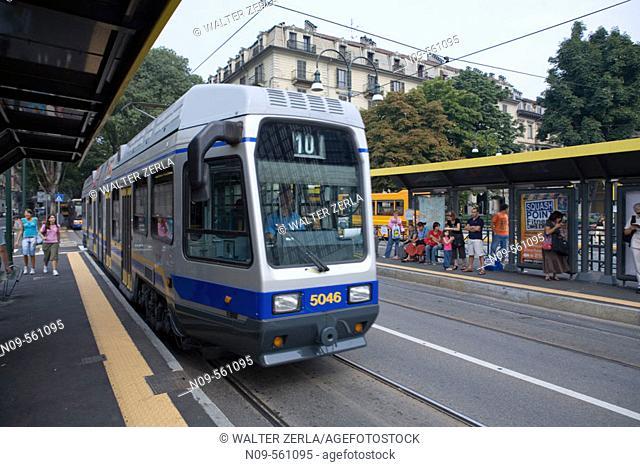 Turin. Piedmont, Italy