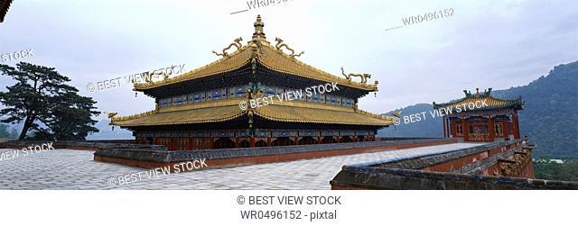 Hebei Chengde Panchen palace