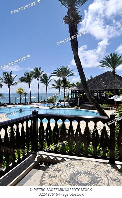 Mauritius, Belle Mare, The Residence Resort