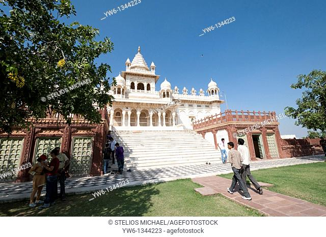 Jaswant Thada in Jodhpur,Rajasthan