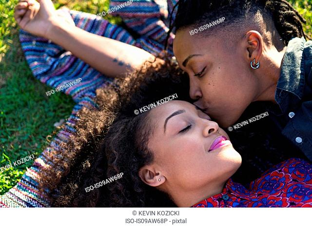 Lesbian couples gsp